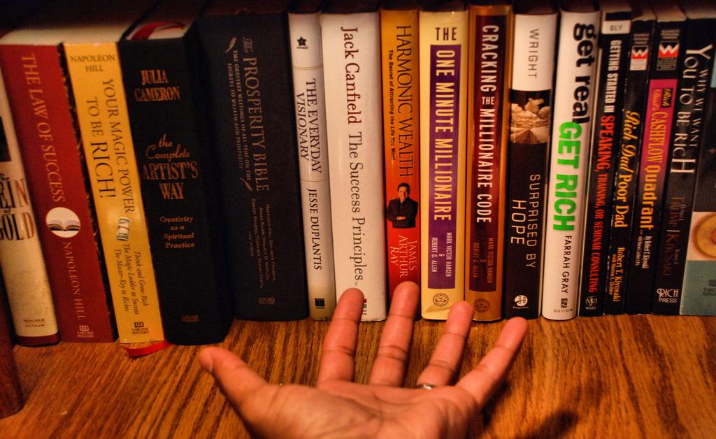 samopomoc knjige