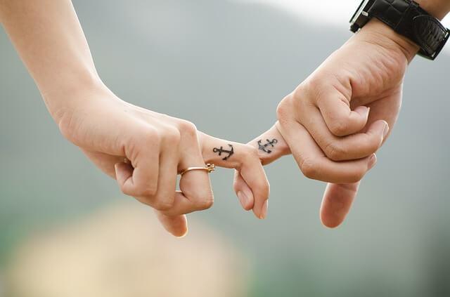 Magnet za ljubav