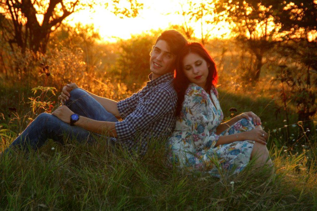 srecan ljubavni par